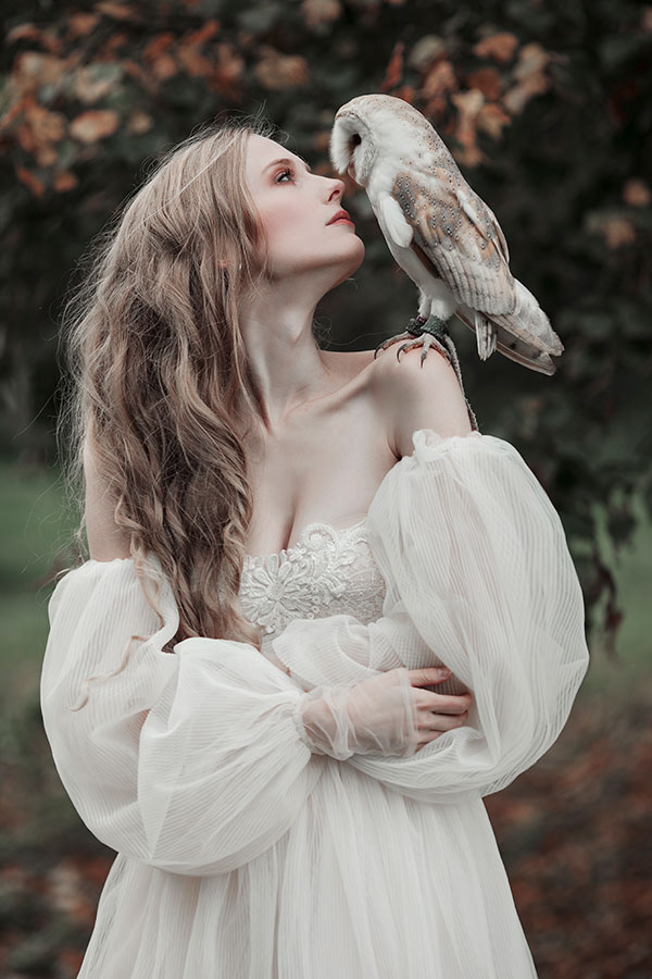 Owl Magic / фотограф Jovana Rikalo
