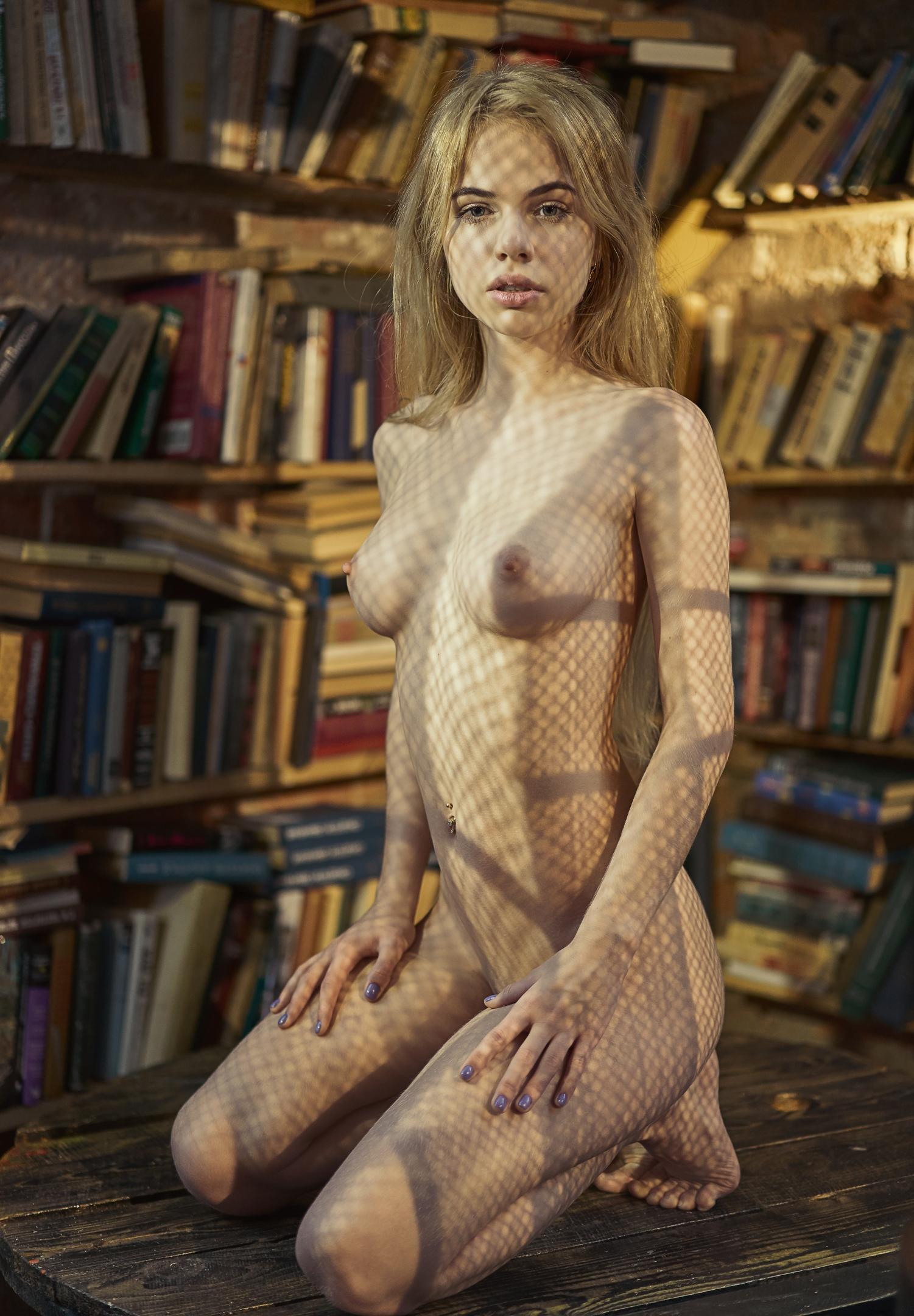 Alexandra Smelova by Vladimir Stefanovich