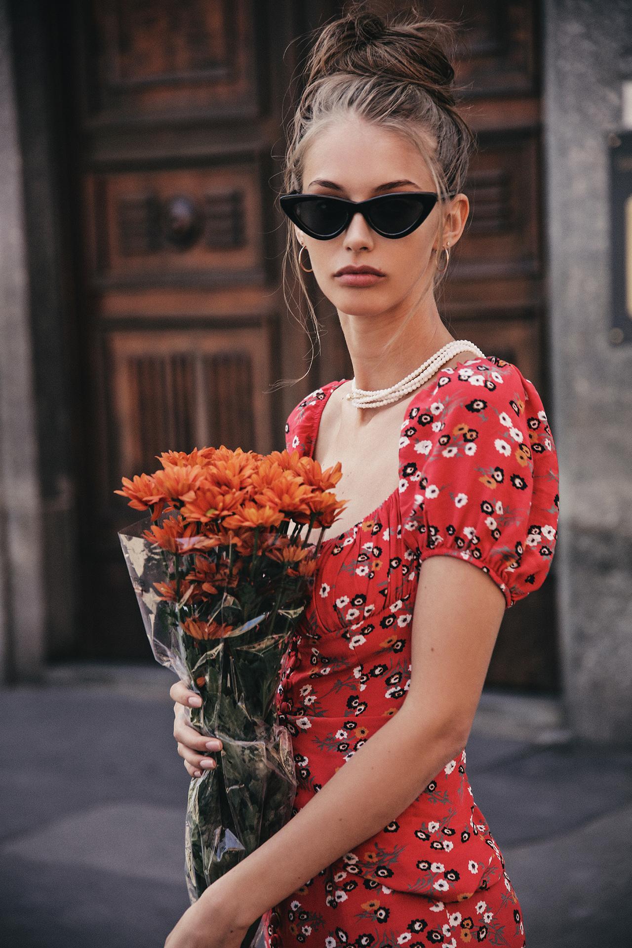 Yulia Rose by Raffaele Marone