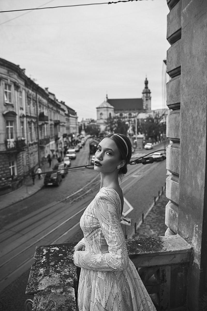 Черная невеста / фотограф Ярослав Мончак