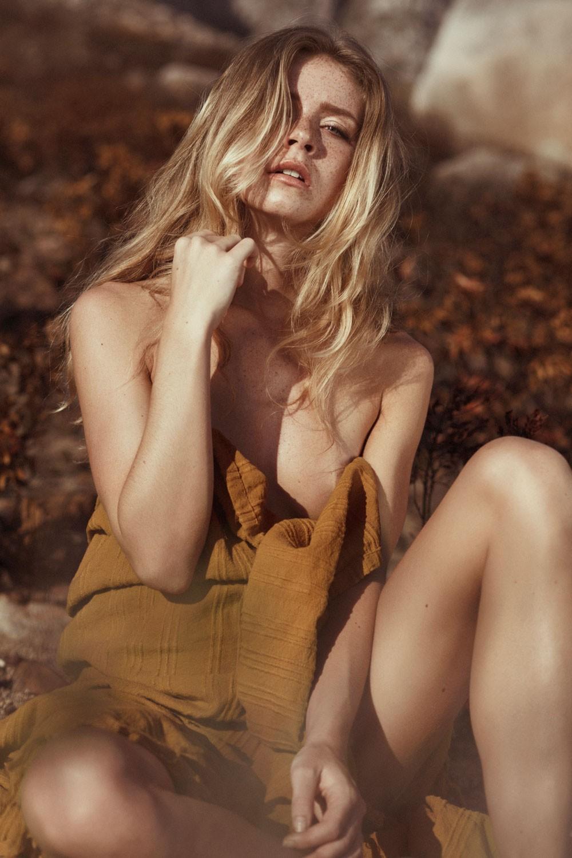 Daisy May Breuer Wildfir by Sven Kristian