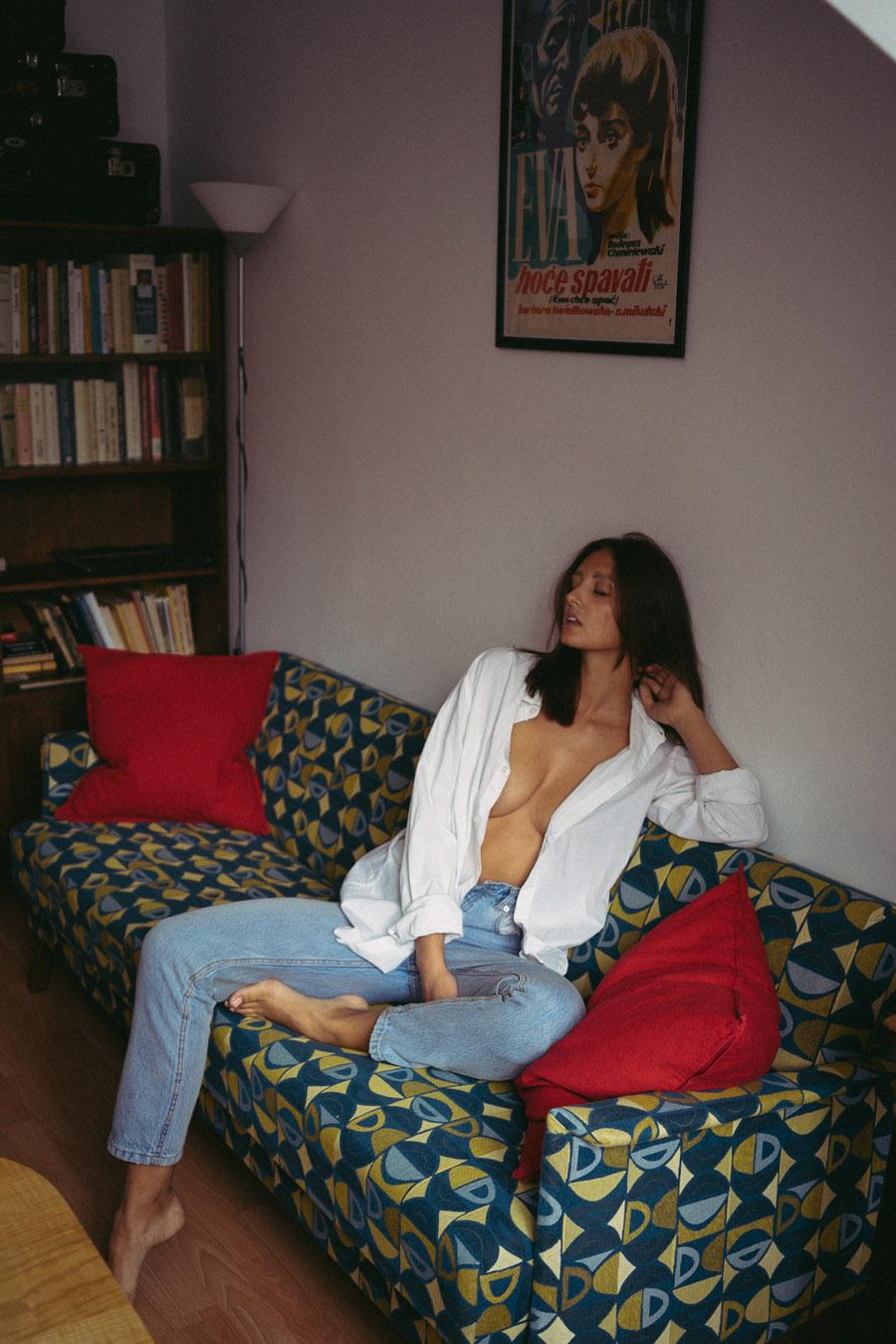 Kinga Chorostowska - Simpler Times by Marcin Krystyniak