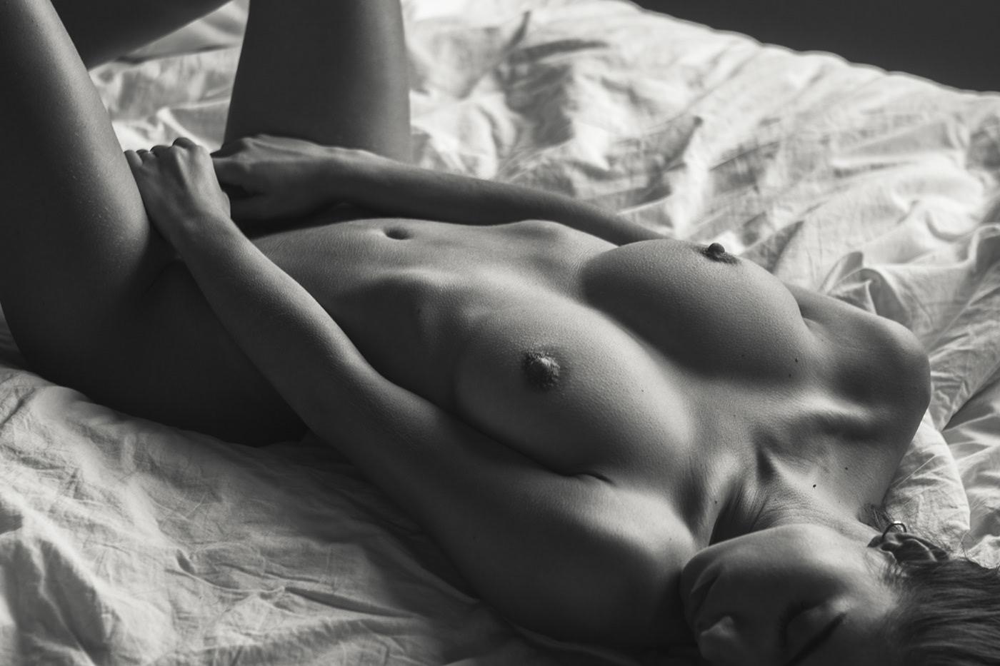 November Mood / nude Rebecca Bagnol - Hannes Walendy