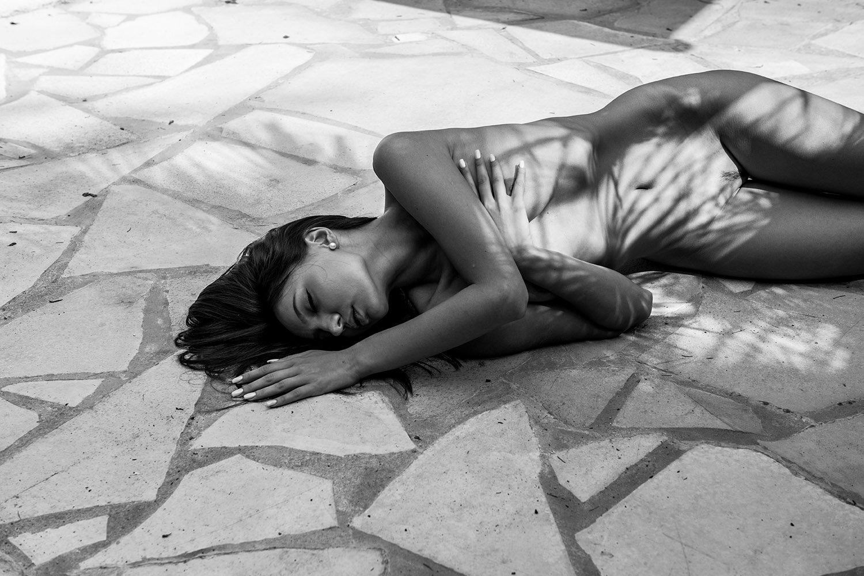 Ana Tomouanu Palm by Olivier С