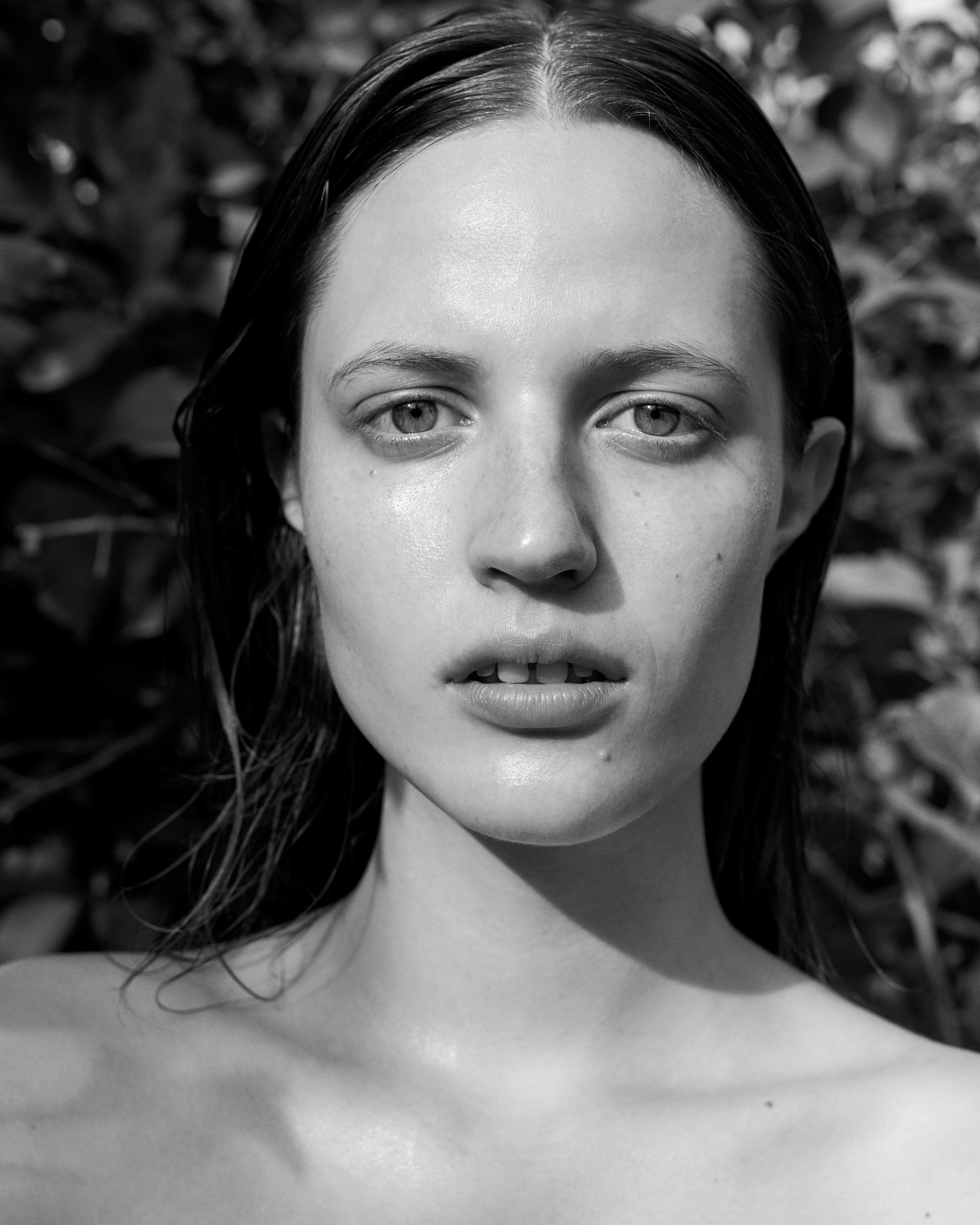 Julia Banas - Unconditional Magazine SS 2019 by Alexandra Nataf