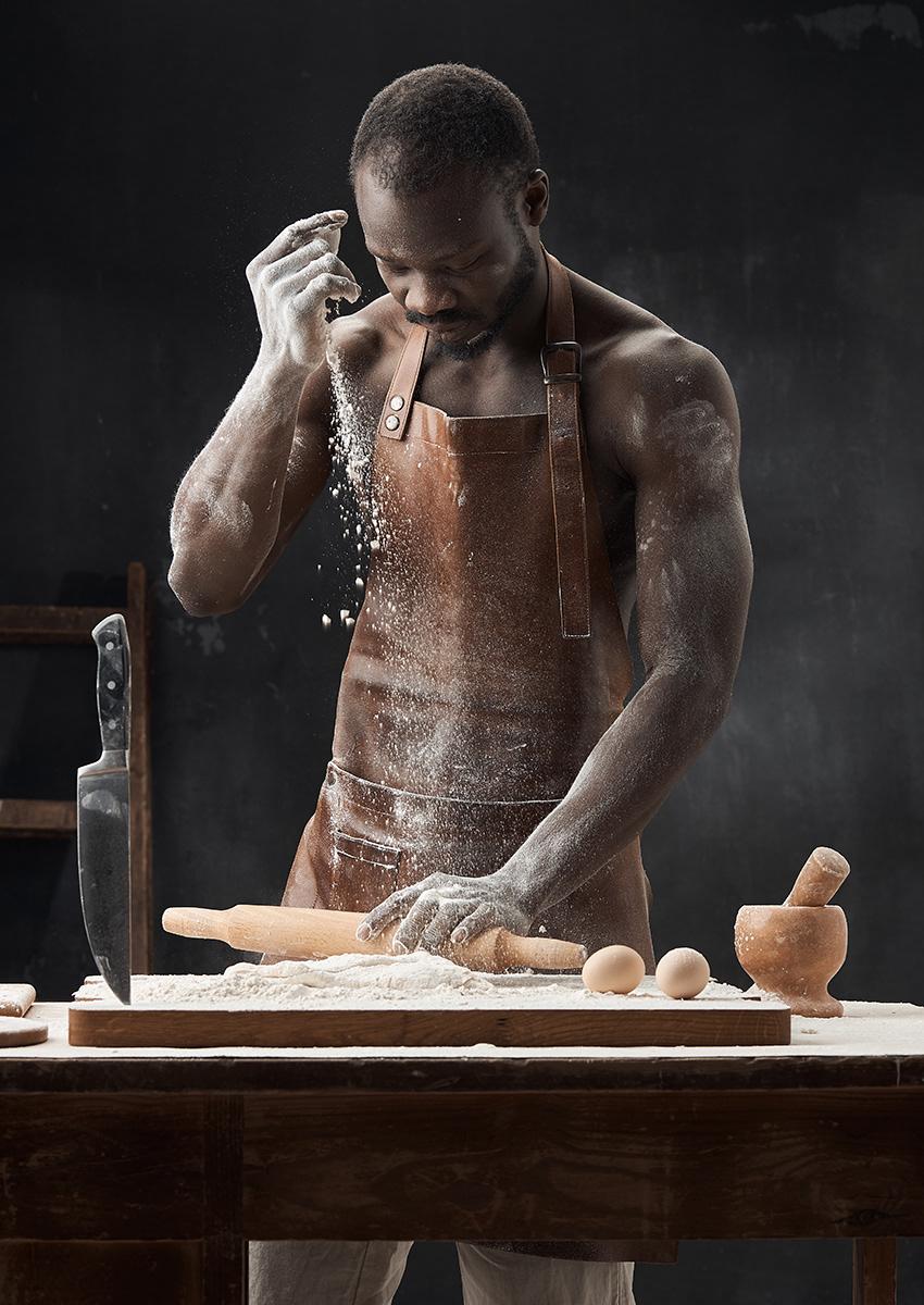 Завтрак / фотограф Ярослав Мончак