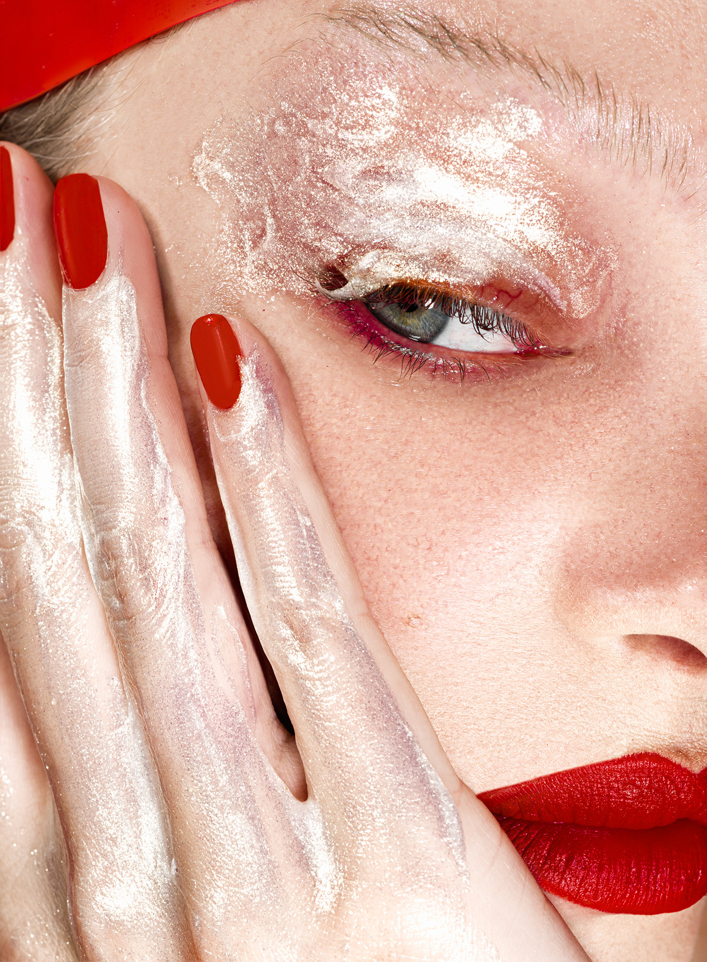 All about the reds | Valerie Vialo - foto Elena Iv-skaya