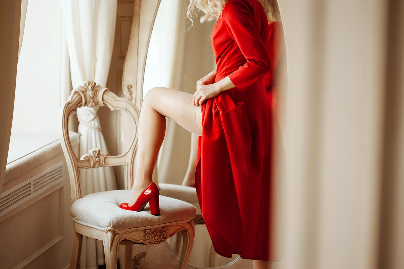 Marina / фотограф Lina Aster