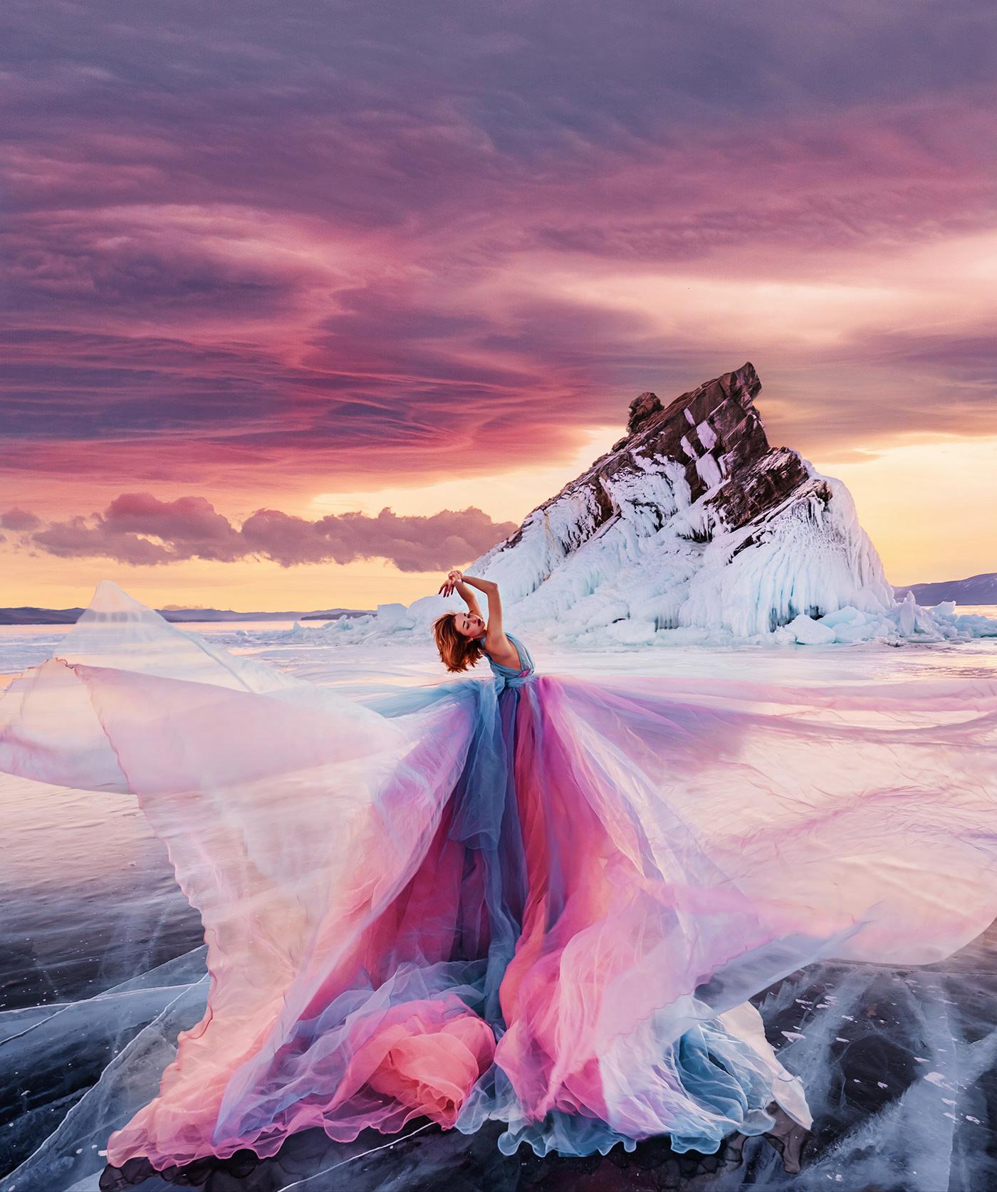 Baikal Fairytale / фото Kristina Makeeva