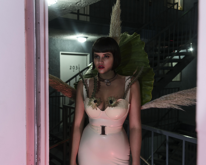 Photographer Diederik Comte / Model Tessa Kuragi
