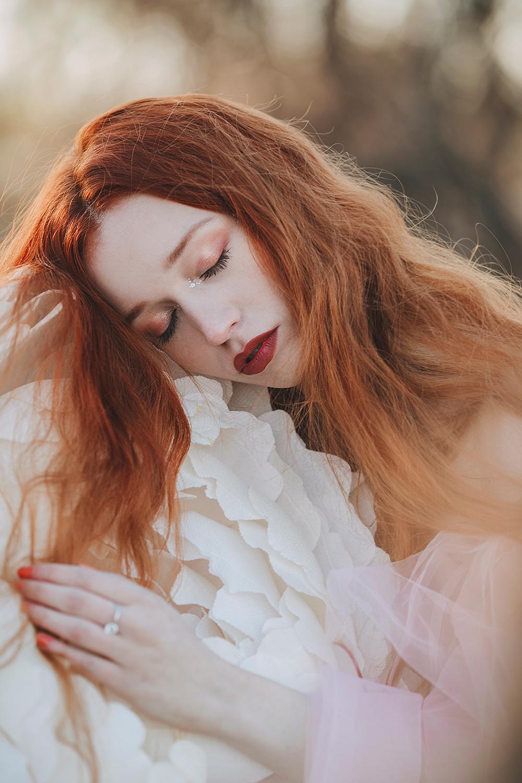 Red Flower / фотограф Jovana Rikalo