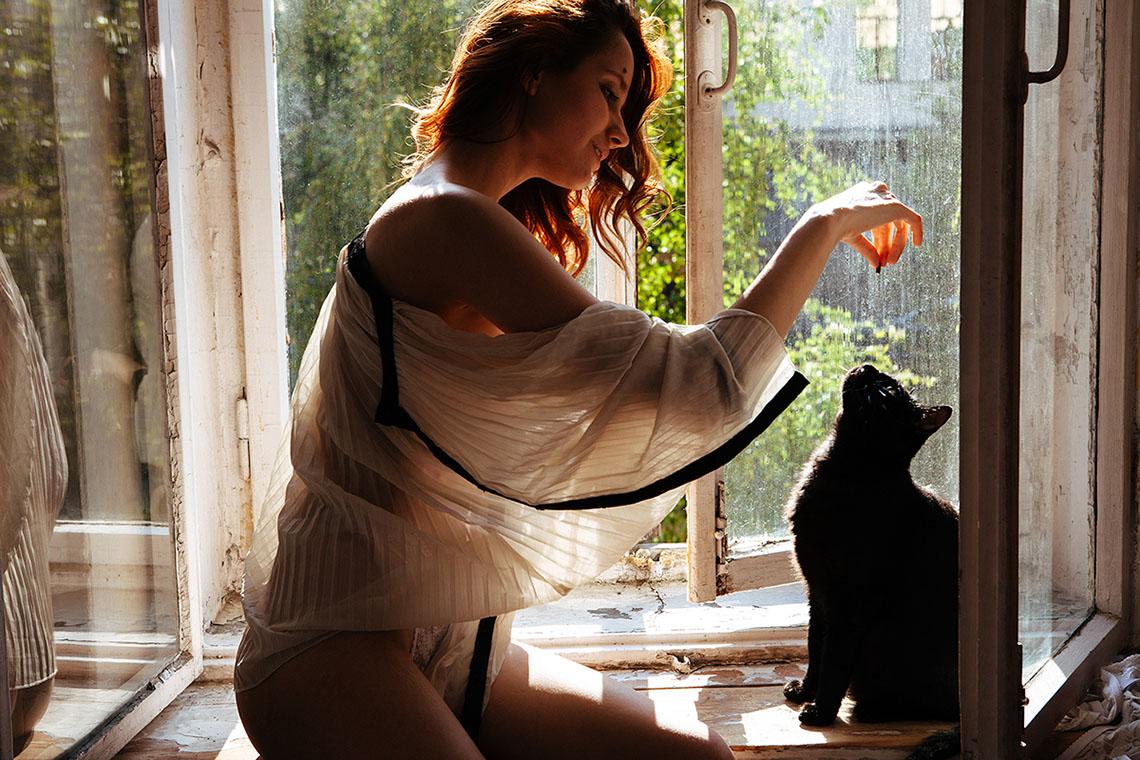photographer Ann Lyskowets / model Lejsha