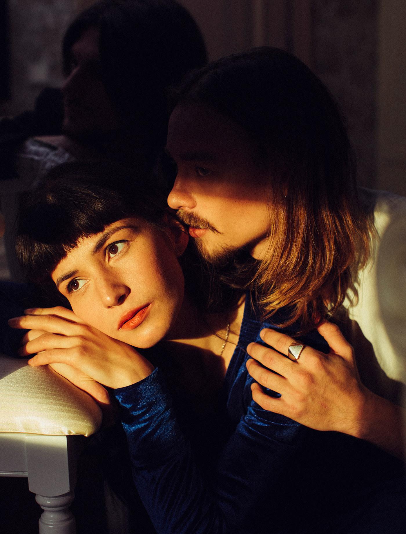 l'amour de trois / фотограф Marta Syrko