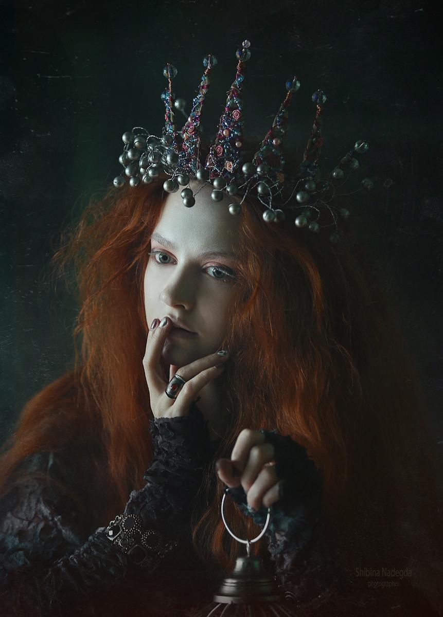 История Золушки / Дизайнер-фотограф Надежда Шибина