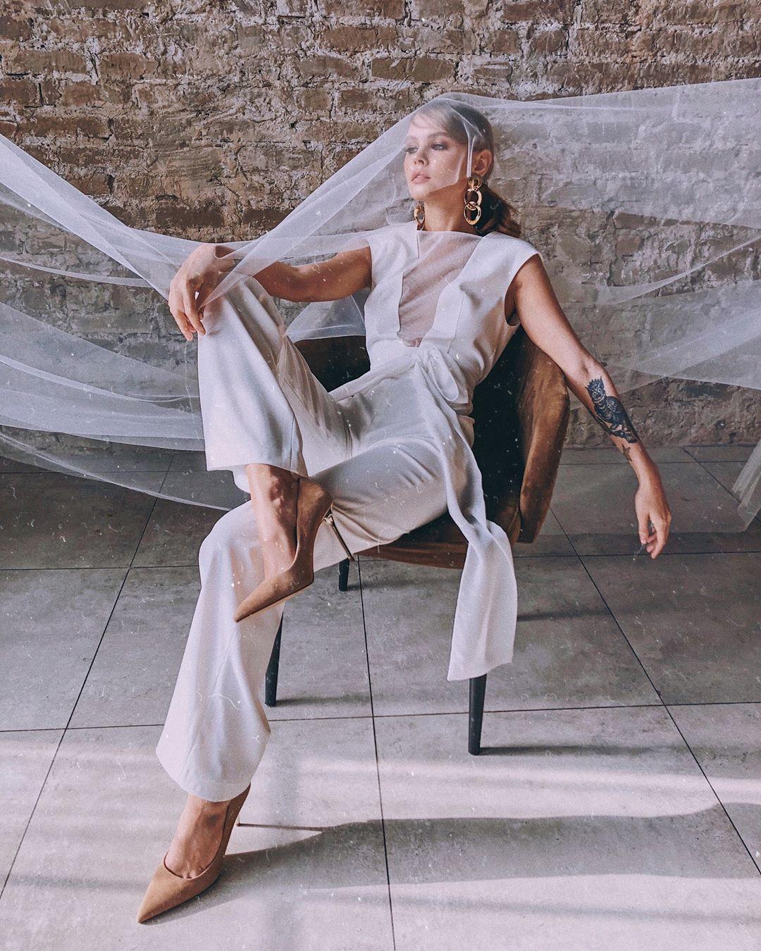 Анастасия Щеглова - фотограф Татьяна Факеева для Dream & Dress