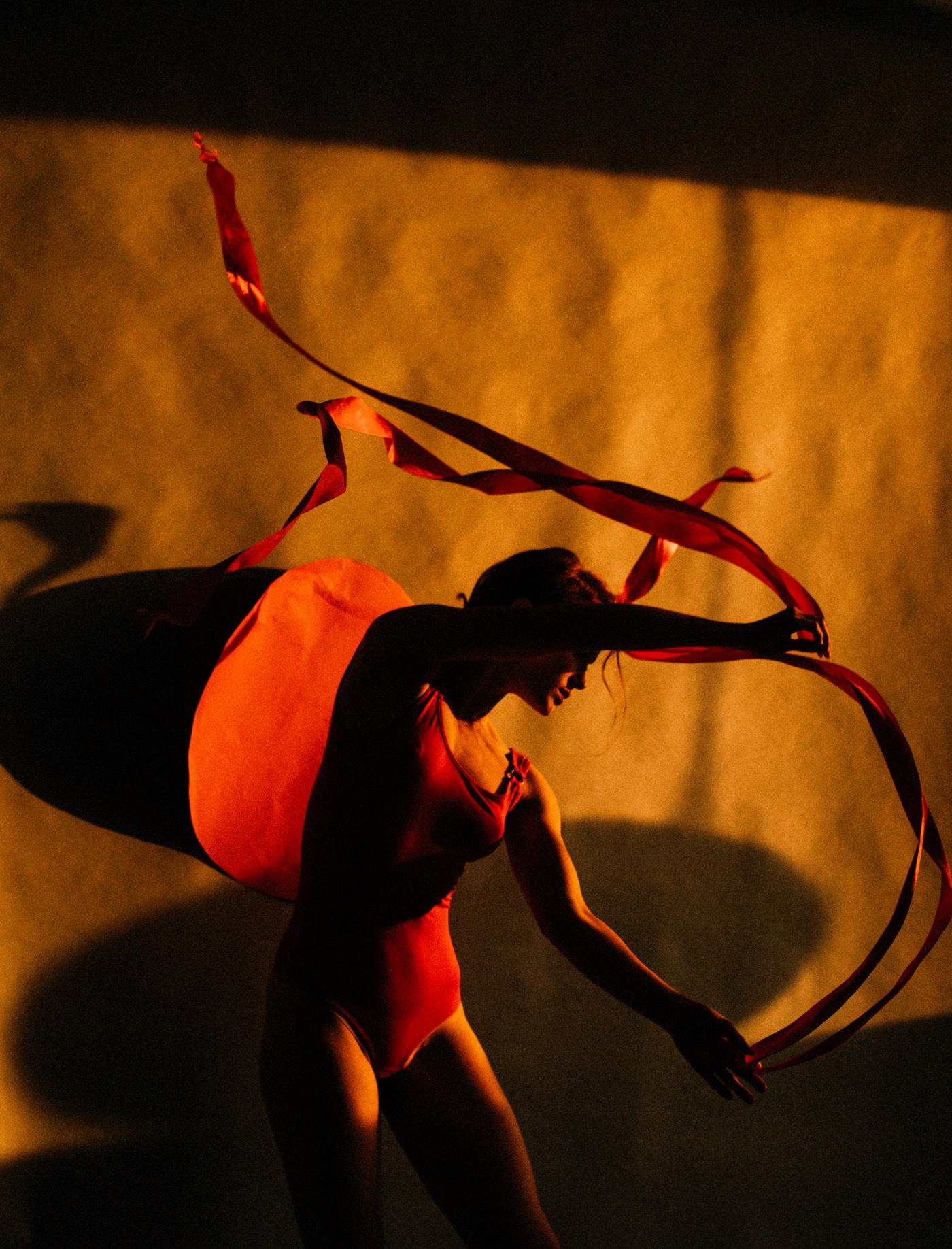 Танцовщица / фотограф Marta Syrko