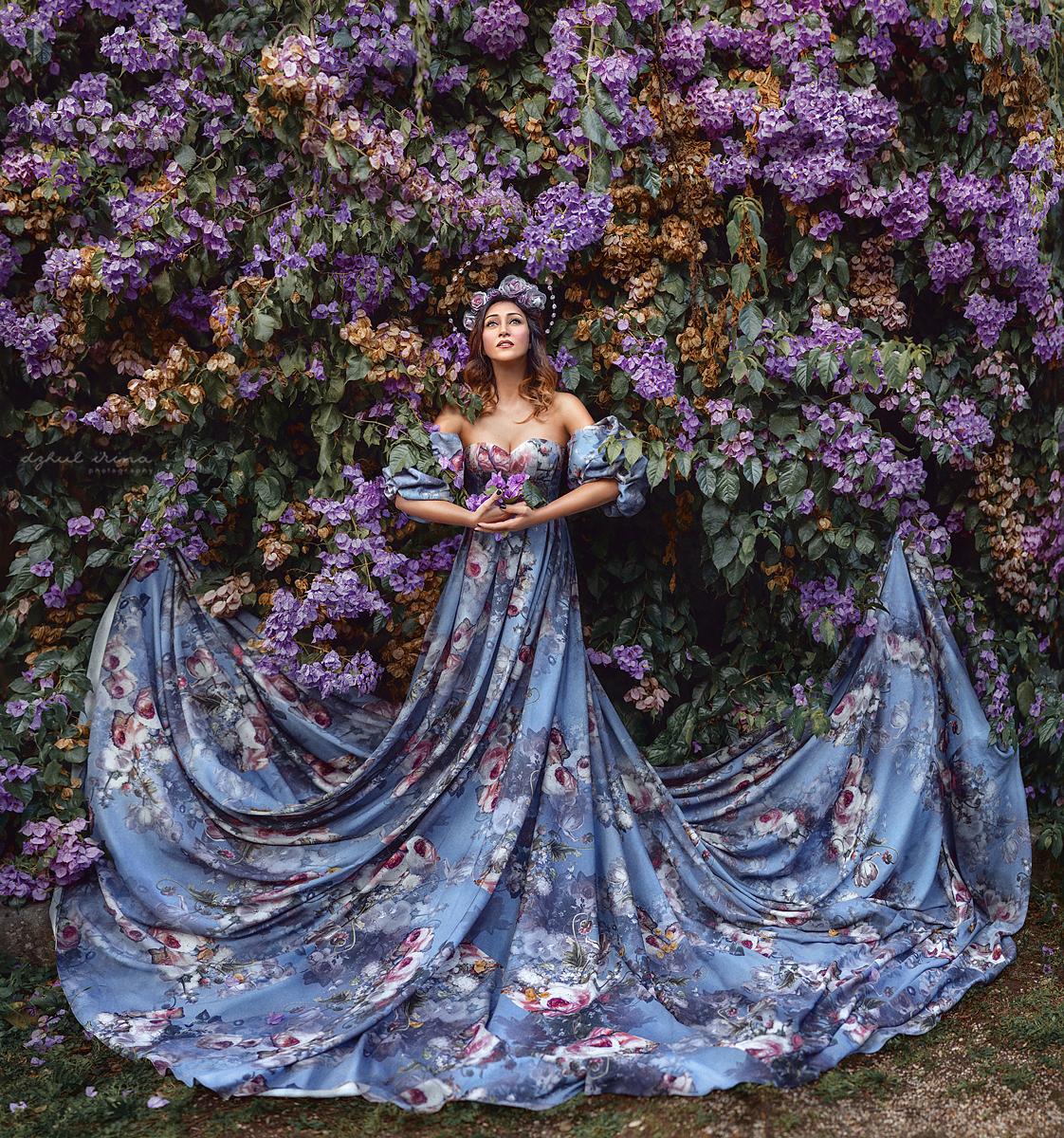 Мечты и платья / фотограф Ирина Джуль