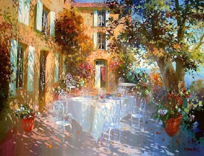 художник Laurent Parcelier
