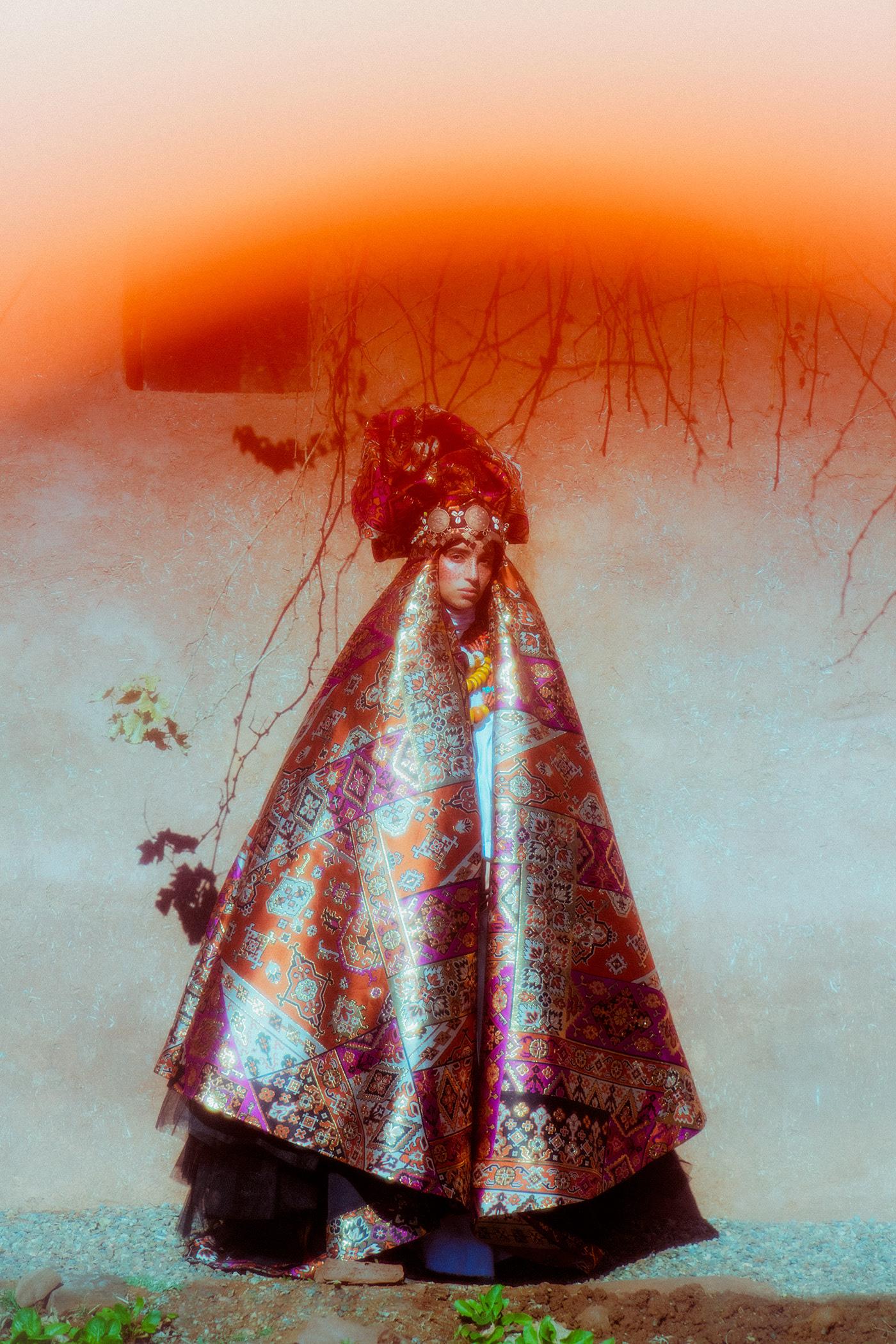 VOGUE ARABIA COVER STORY / фотограф Elizaveta Porodina