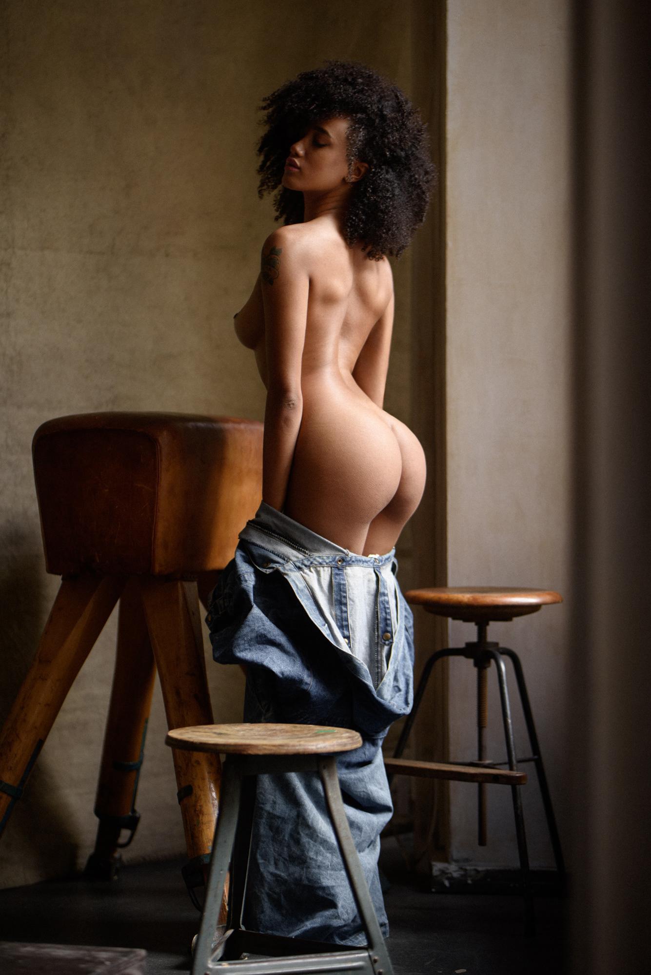 Beauty set free / фотограф Sacha Leyendecker