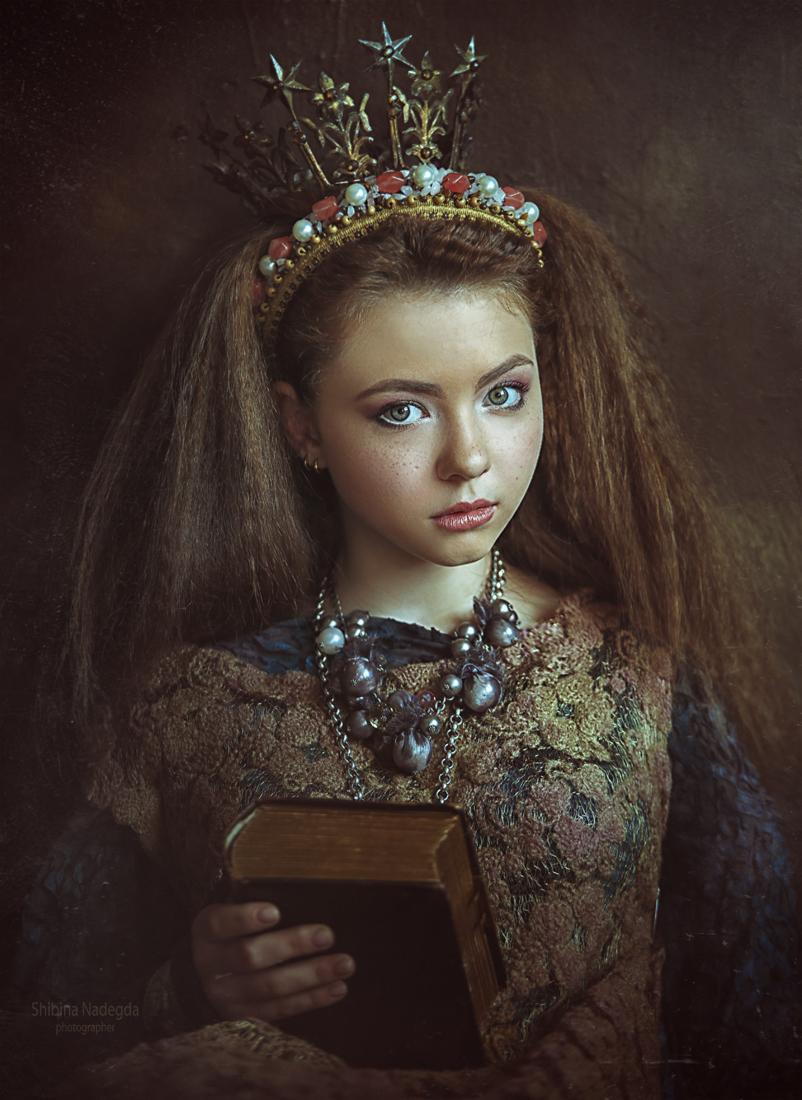 Модель Юлия / Фотограф-дизайнер Надежда Шибина