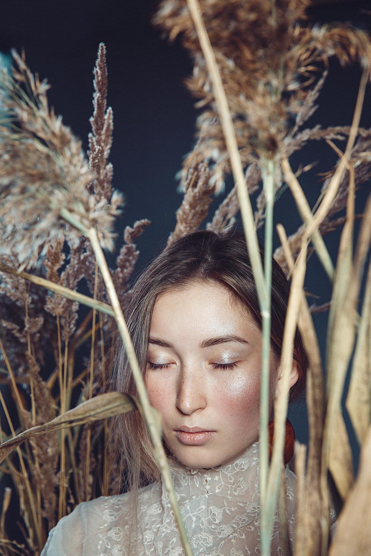 Sleeping Nature for Ellements Magazine / фотограф Kseniya Che