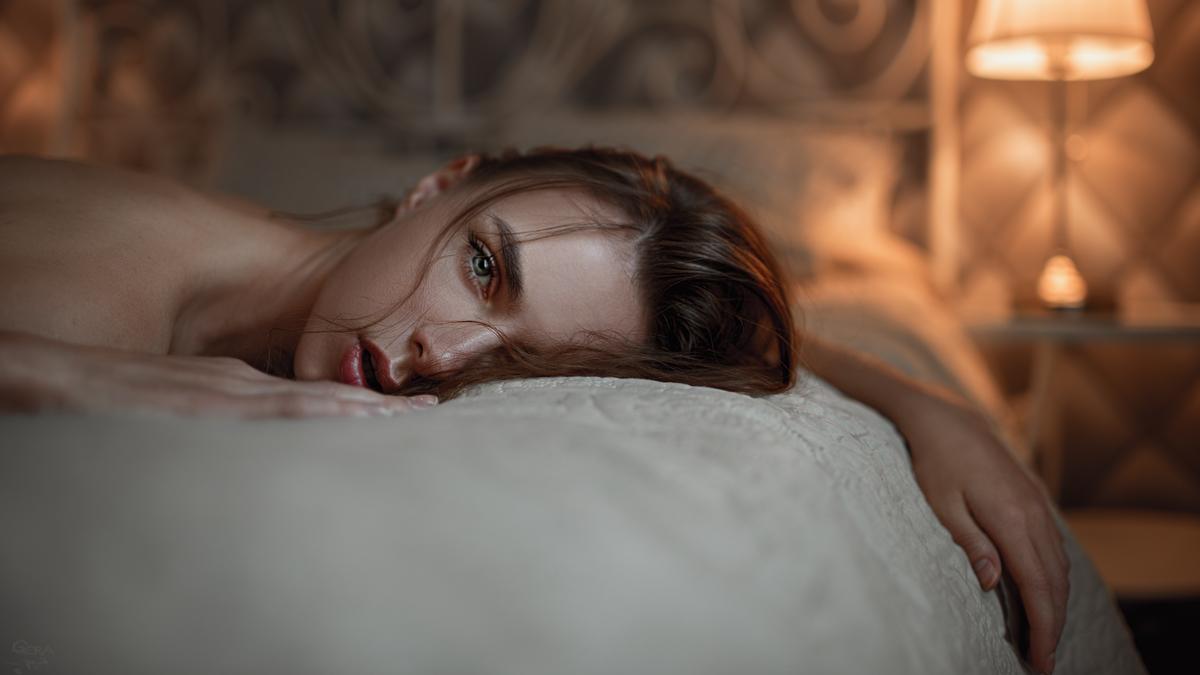 Вика / фотограф Георгий Чернядьев