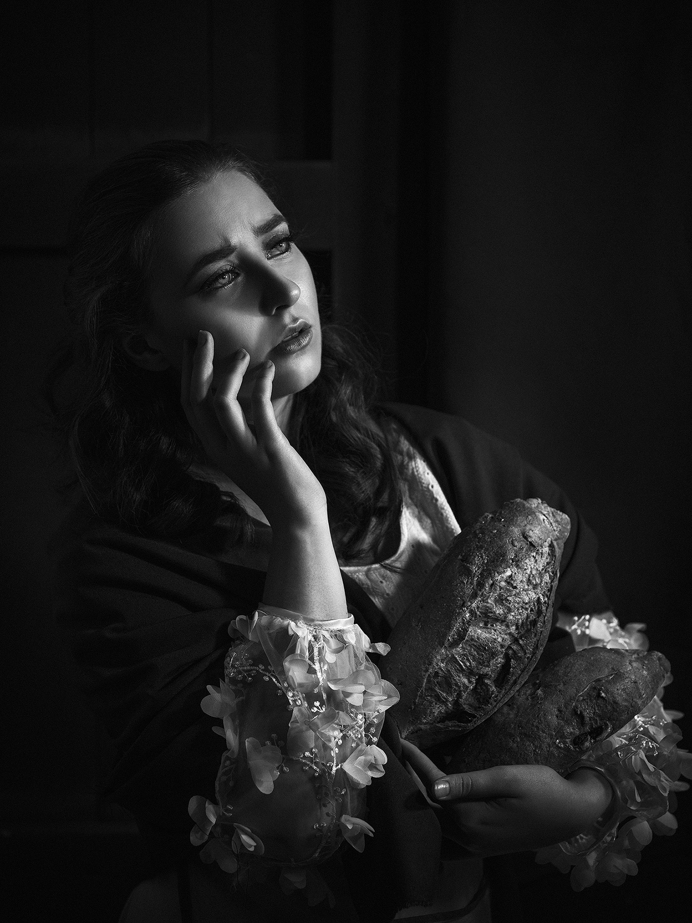 I give you all of me / фото Rebeca Saray