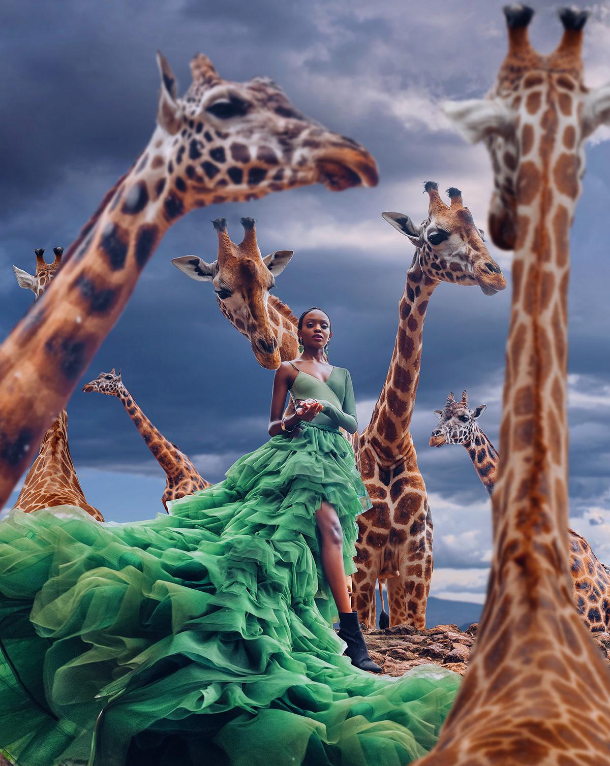 Кения / Фотограф Кристина Макеева