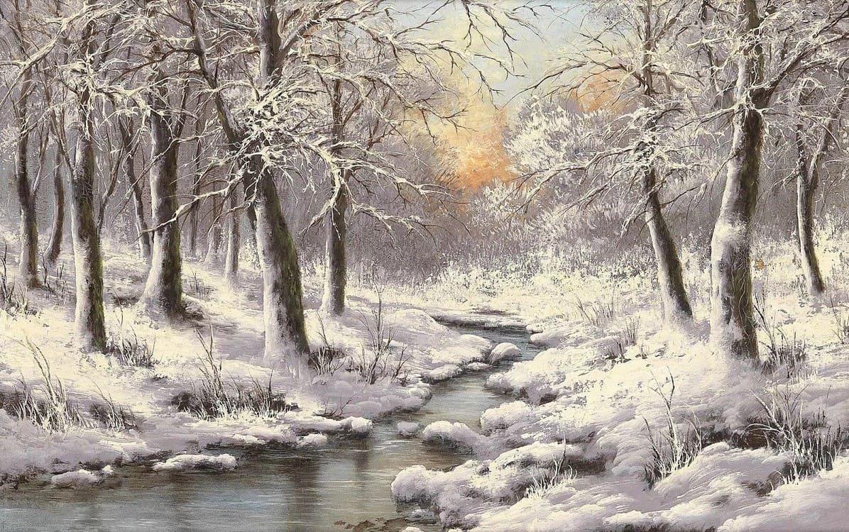 Картины художника Charles Vickery
