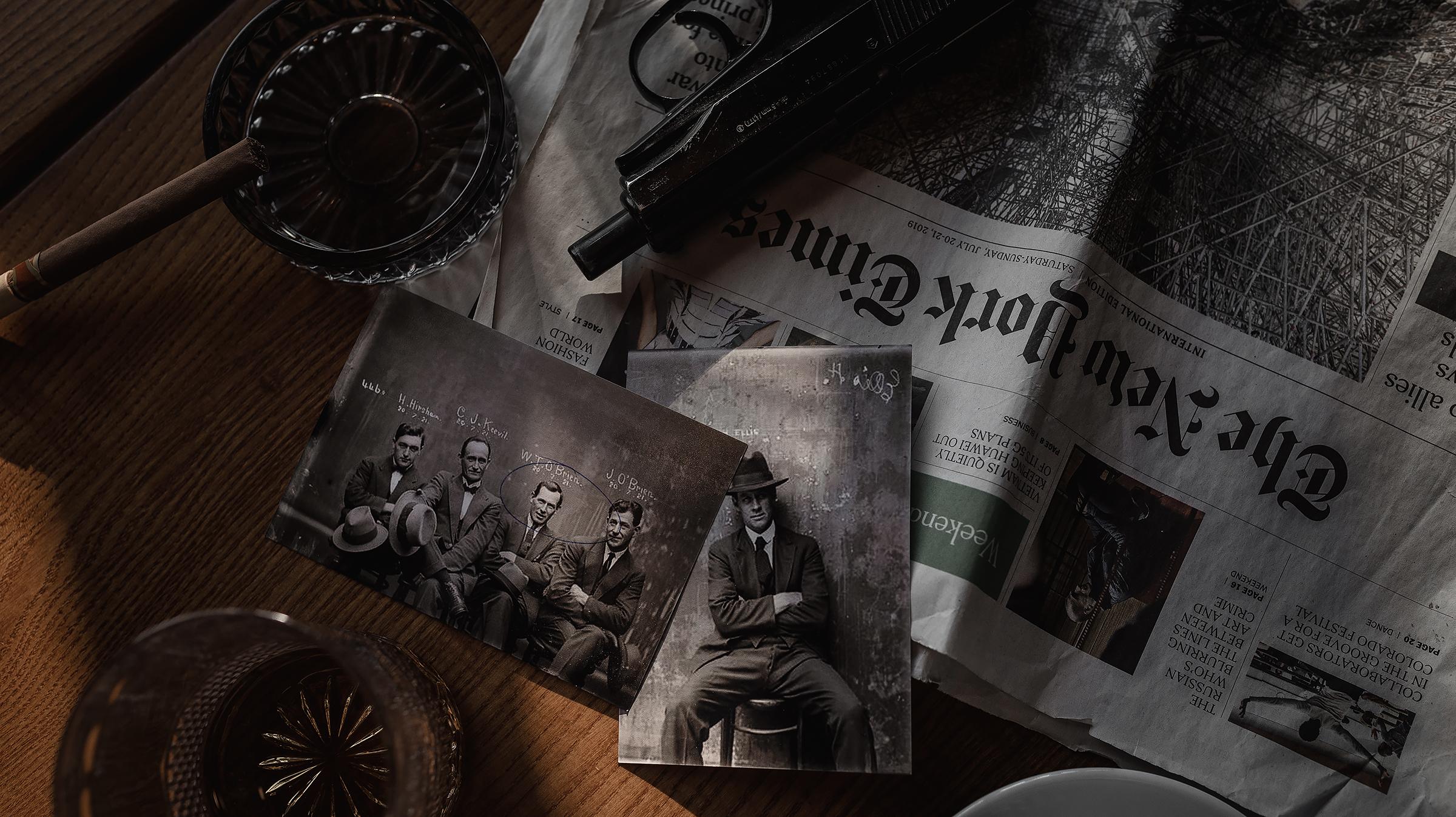 Jewish gangster morning / фотограф Гончаров Игорь