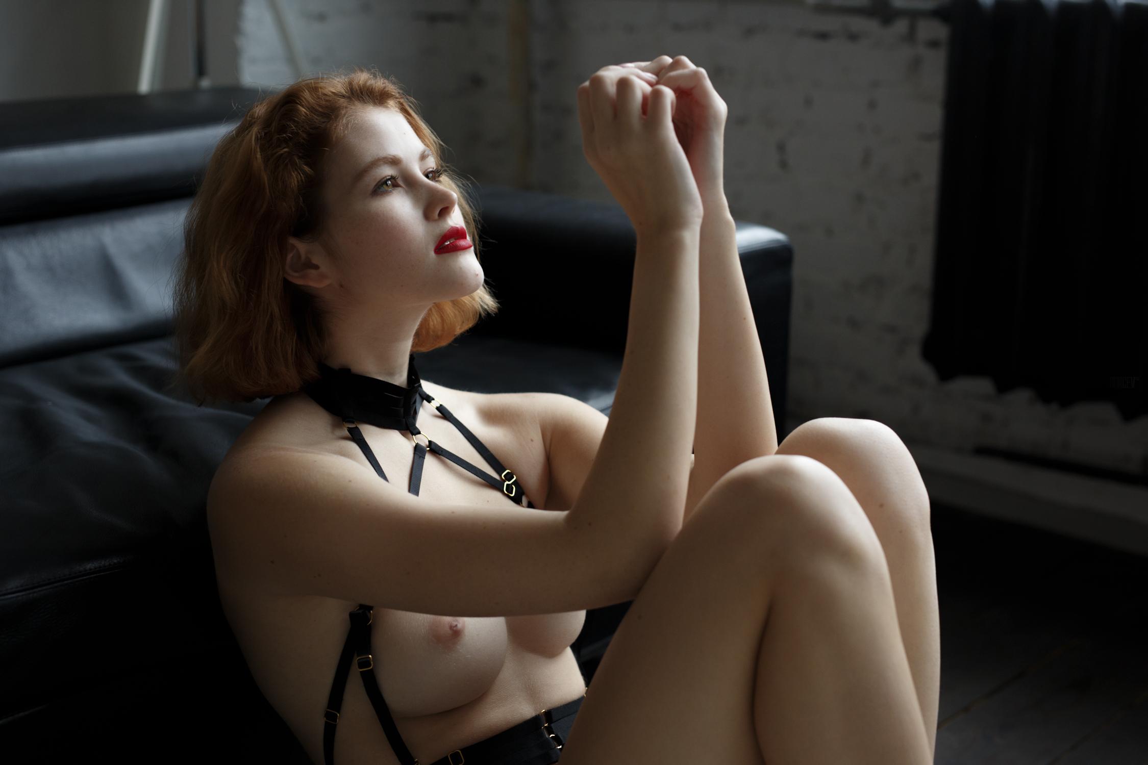 Хейди Романова - Heidi Rom / фотограф Алексей Бурцев