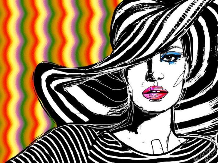 художник Belinda Colozzi