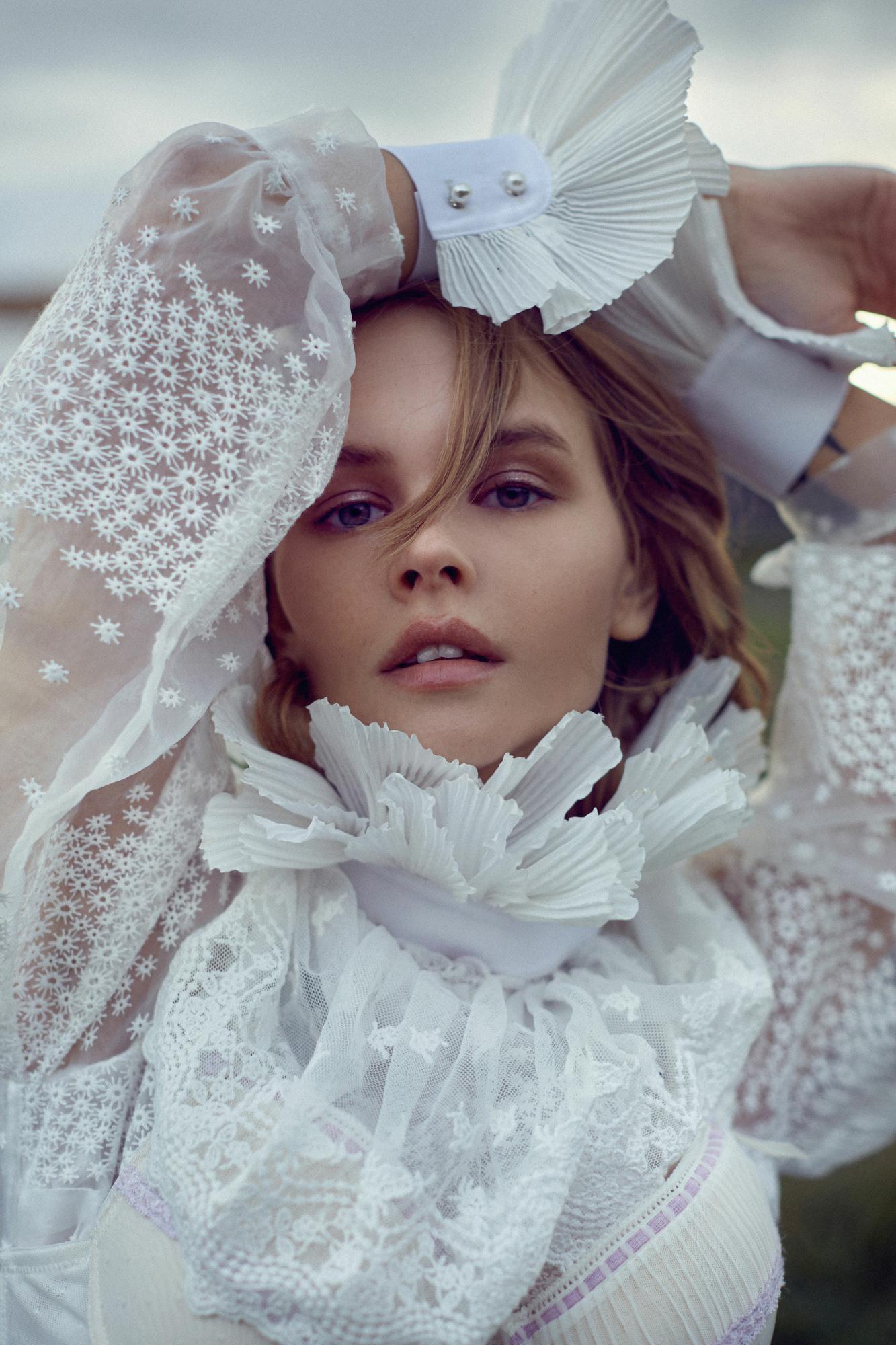 Анастасия Щеглова / фото Sophie Neemaign