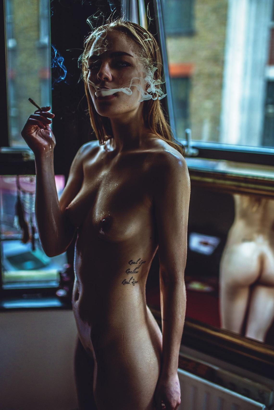 Alicia Jade – Smoke and Mirrors / фото Haris Nukem