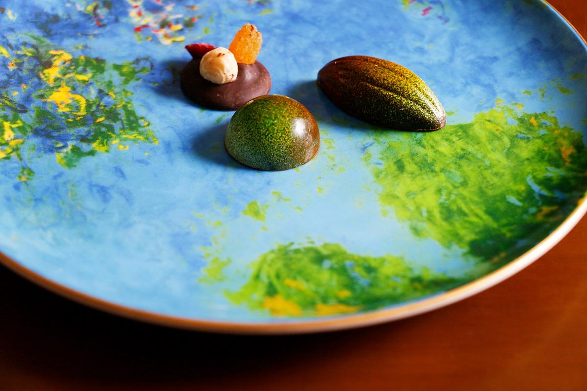 手工巧克力+艺术美器尝试 / фото Lei Lee