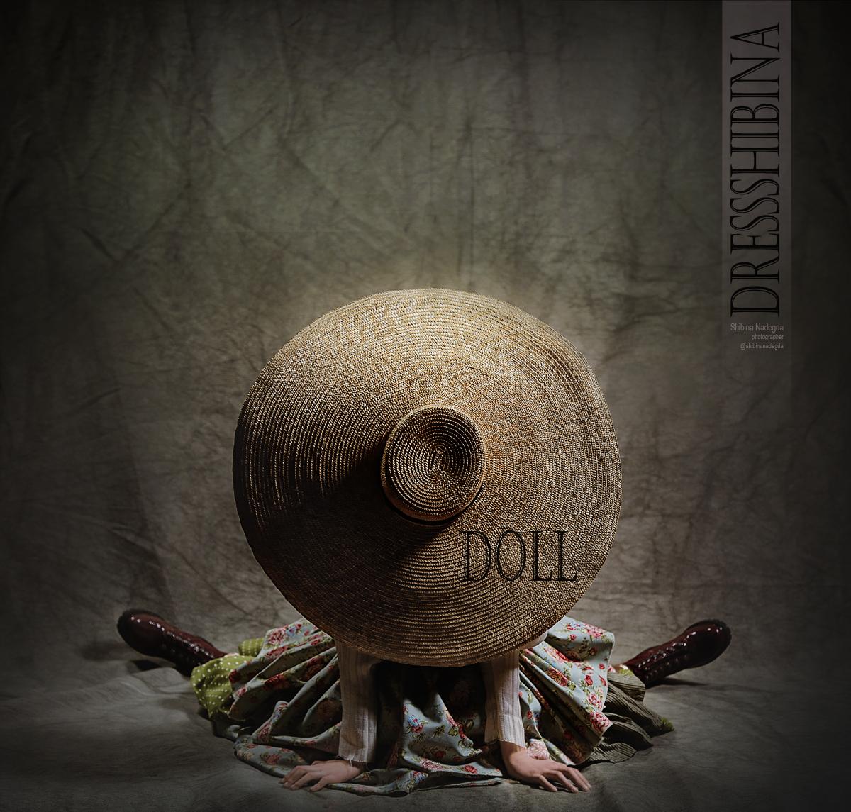 Doll | Фотограф-дизайнер Надежда Шибина