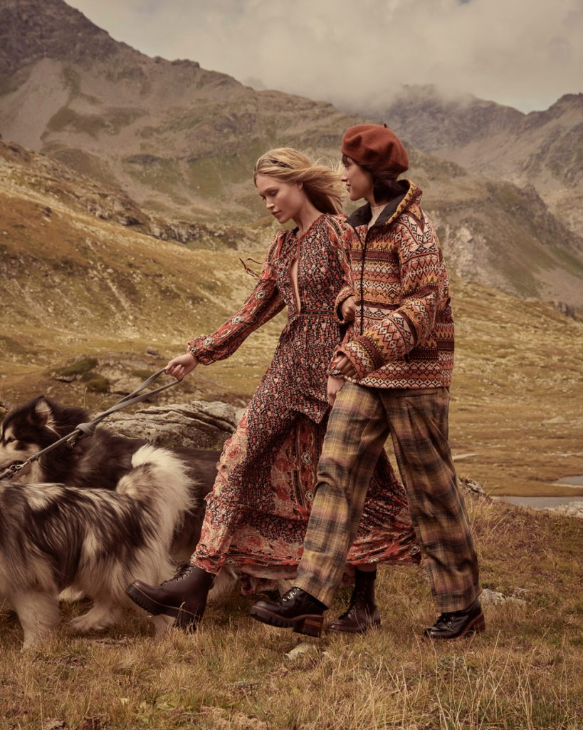 Andreas Ortner for Free People November 2019 Collection