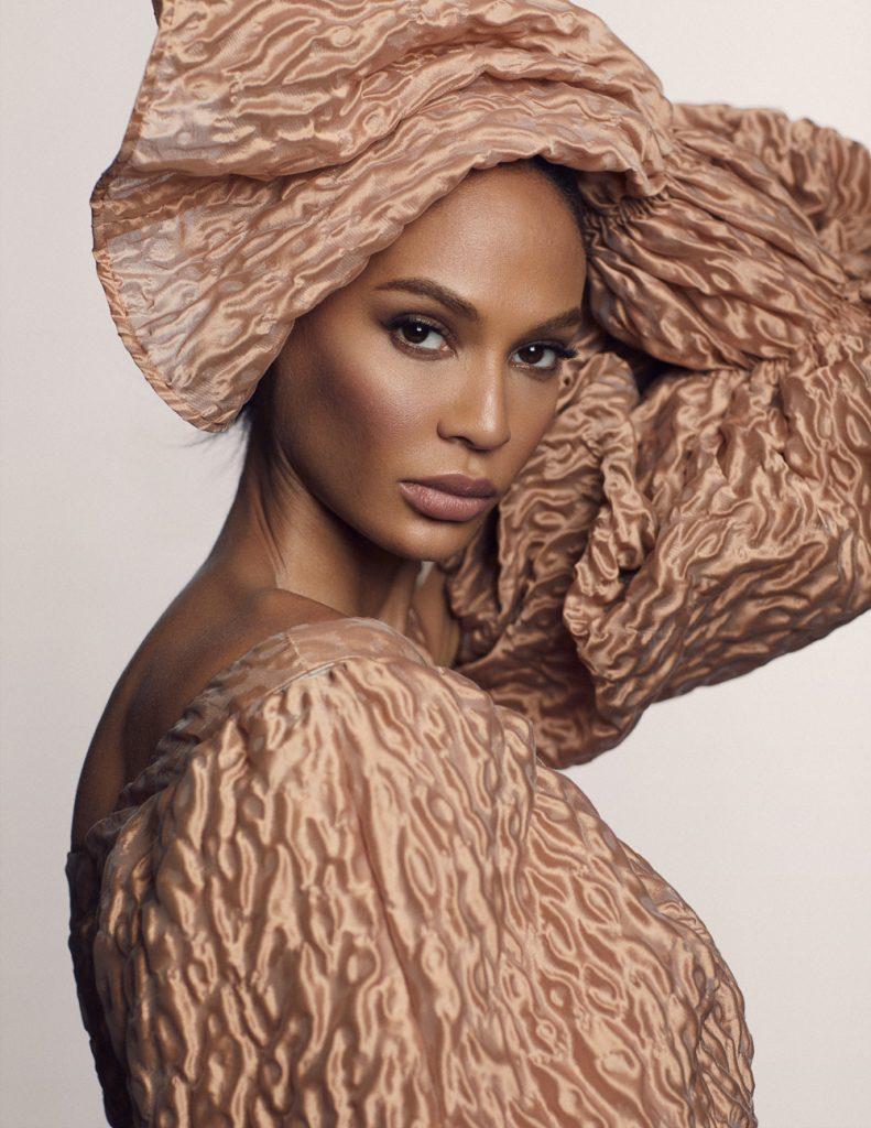 Xavi Gordo for Harper's Bazaar Spain with Joan Smalls