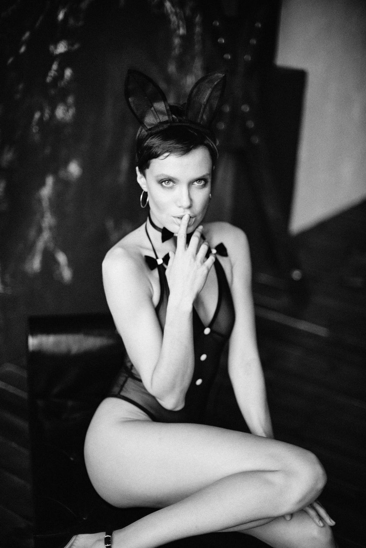 Оксана Чуча / фотограф Satin Popalam