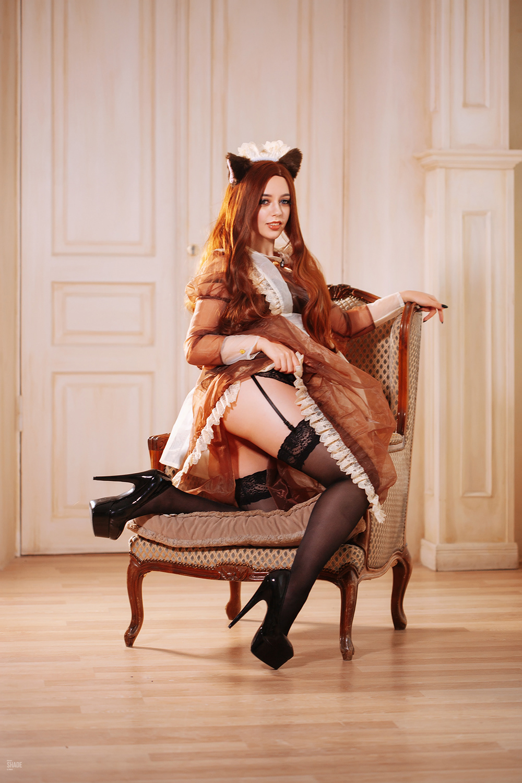 Kitty maids