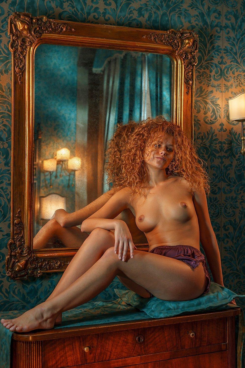 Юлия Ярошенко – Venezia / фотограф Stefan Grosjean