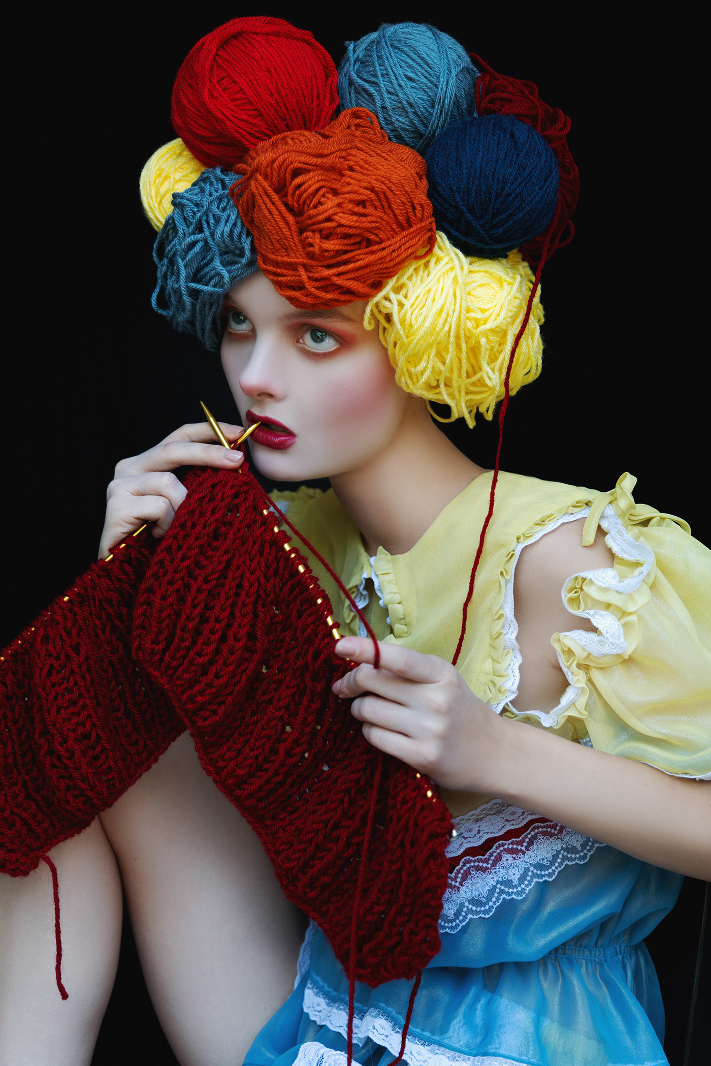 face game / фотограф Ekaterina Belinskaya
