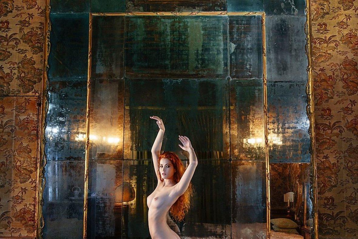 Хейди Романова – Venezia / фотограф Stefan Grosjean