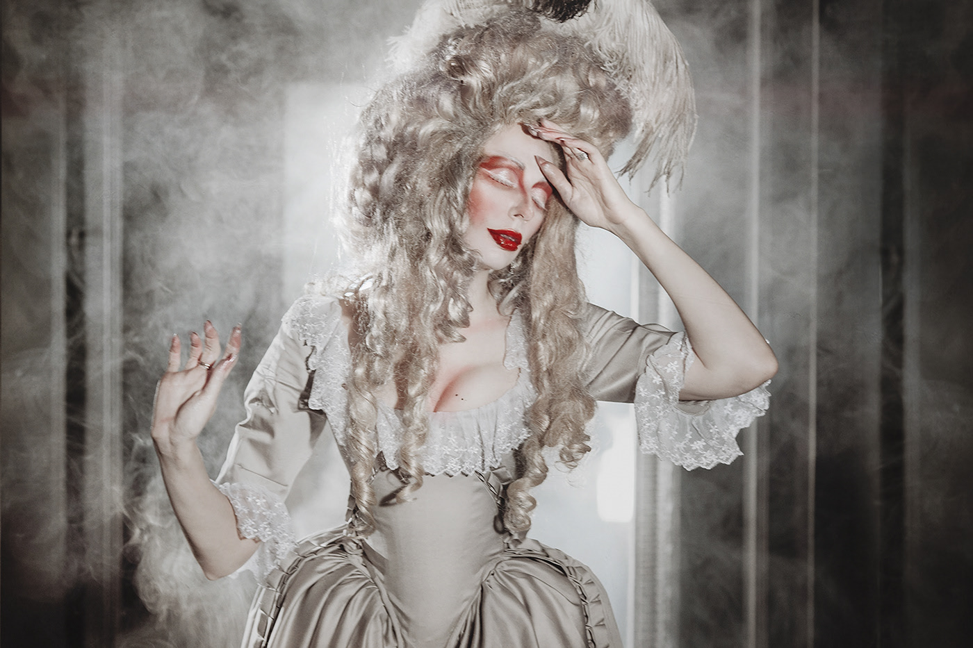 Smoke and mirrors / фотограф Lina Aster