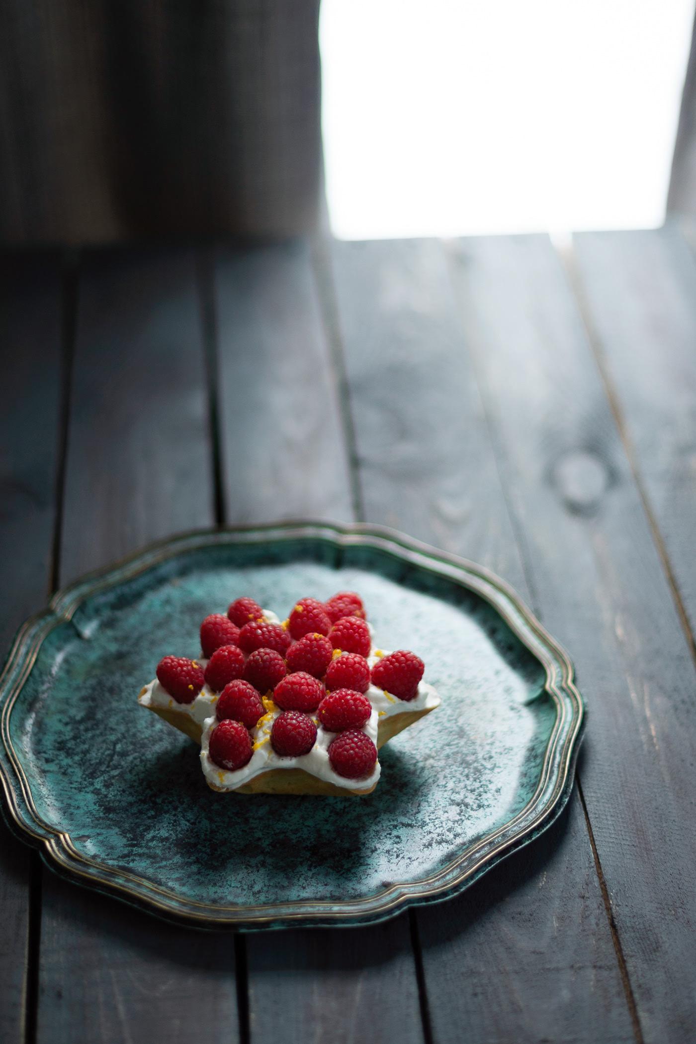 Dark Pastry / фотограф Myriam Meliani