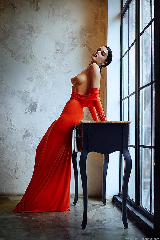 Olga Weide / фотограф Alina Lebedeva