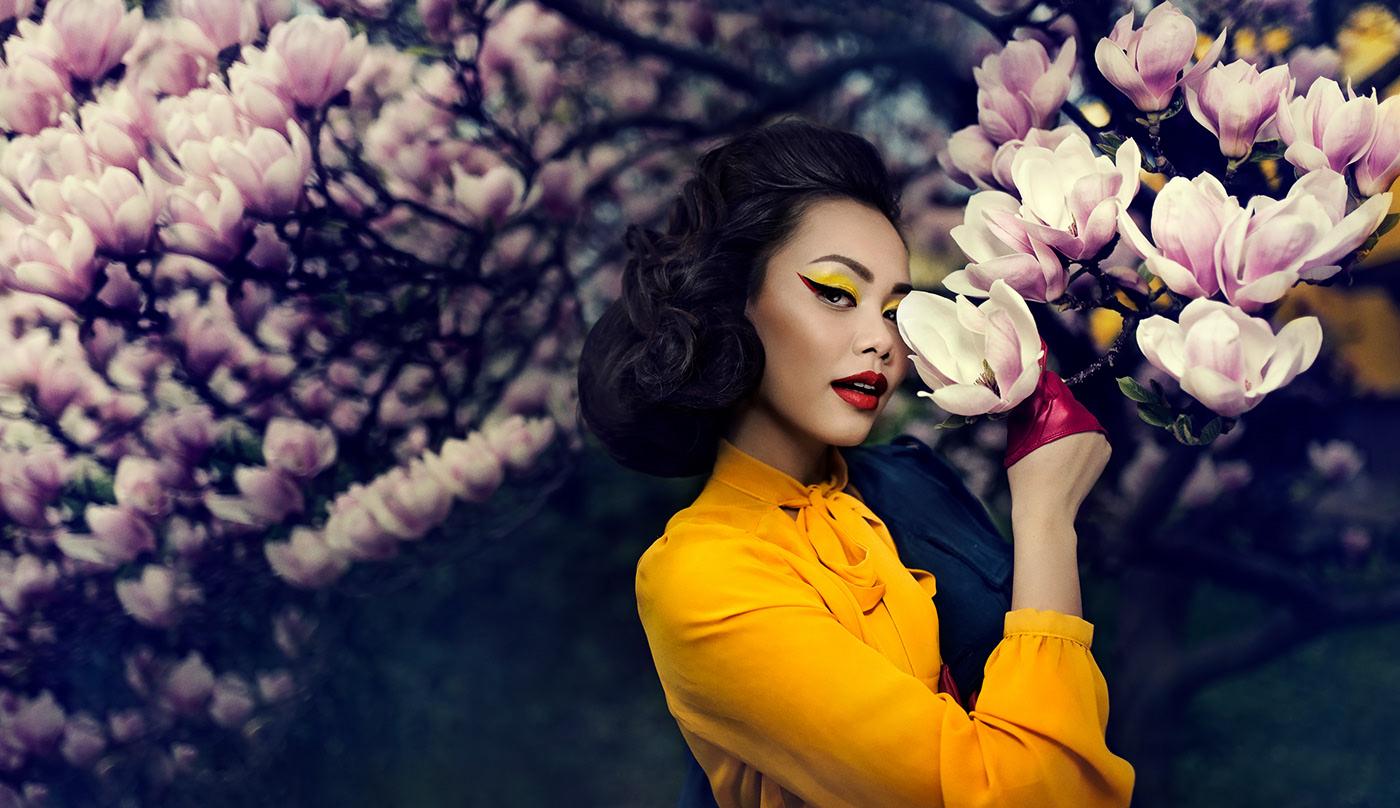 PORTRAIT AND NATURE / фотограф Simona Smrckova