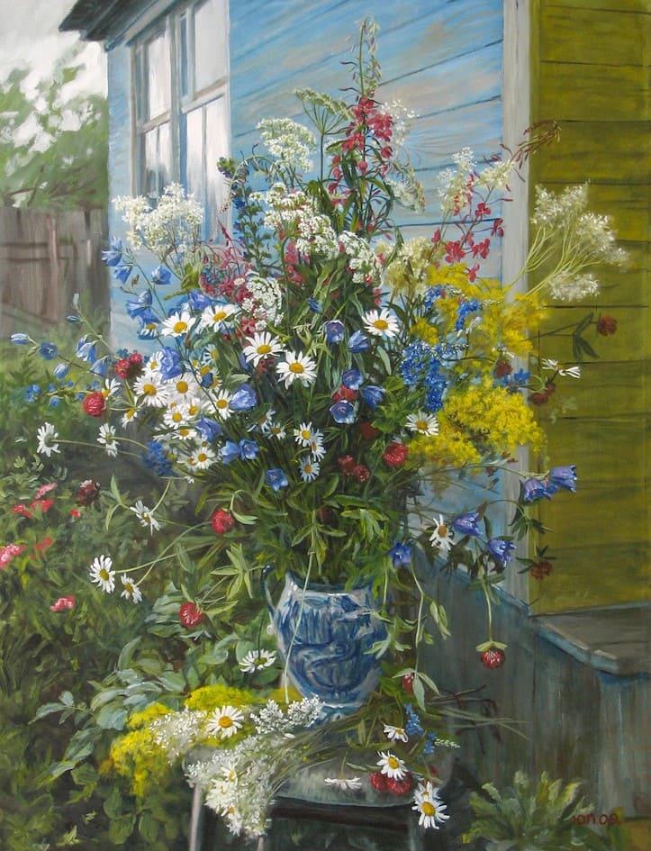 Картины художника Юрия Панцырева
