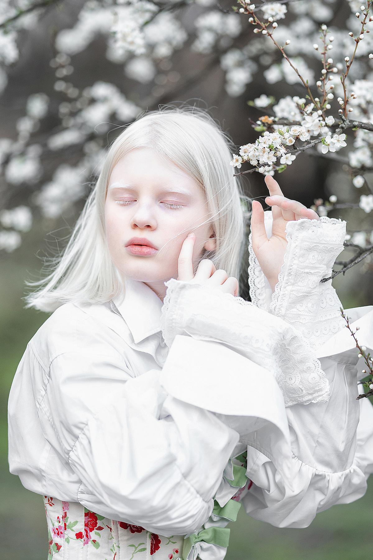 Белая весна / фотограф Photographyzp Yana